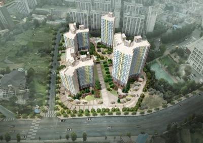 대전 판암동 도시개발사업 A3BL 공동주택