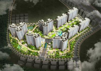 화성동탄(A12) 상록아파트 건설공사