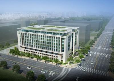 SK Eco-Hub 프로젝트 신축공사