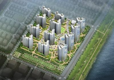 대전 대덕특구2단계 문지지구 공동주택